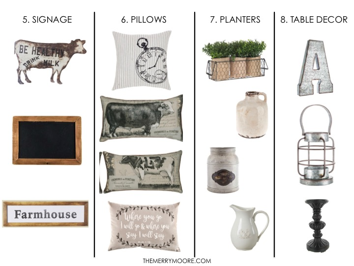 How To Farmhouse Entryway The Merry Moore